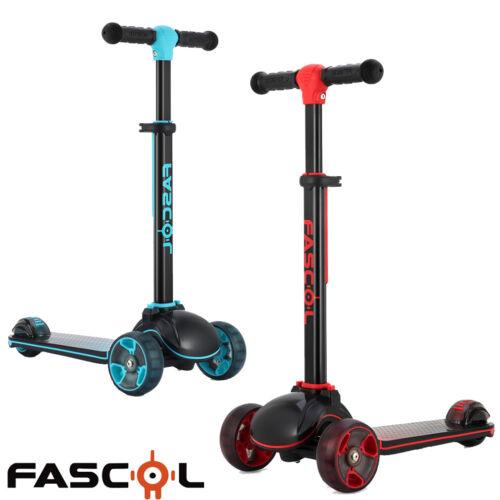 Kinderroller Dreiradscooter Roller Kick Scooter Cityroller Tretroller Kickboard