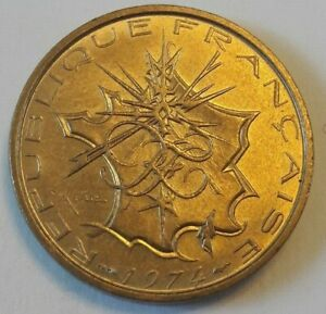 10-francs-Mathieu-France-1975-lt-gt-1987-French-coin-Munt-KM-940