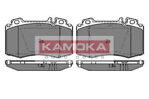 Kamoka JQ1012852 Bremsbelagsatz Scheibenbremse Vorderachse