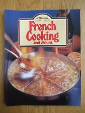 Vintage Cook Book FRENCH COOKING Cookery Recipes RETRO St Michael 1980s