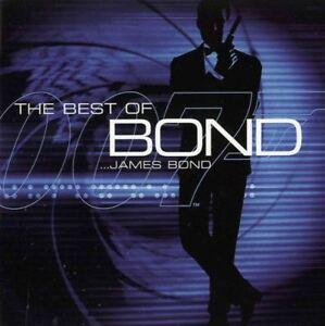 THE-BEST-OF-BOND-JAMES-BOND-various-CD-compilation-soundtrack-theme-lounge
