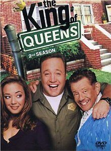 Brand-New-DVD-The-King-of-Queens-The-Complete-Second-Season-Kevin-James-Leah-Re