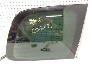 Chevy-Venture-Rear-Quarter-Glass-Window-Right-Passenger-Side-112-034-Wheelbase-97