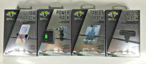 Trucker Tough Power Rack// Jaw Rack// Coin Rack// Tablet Rack