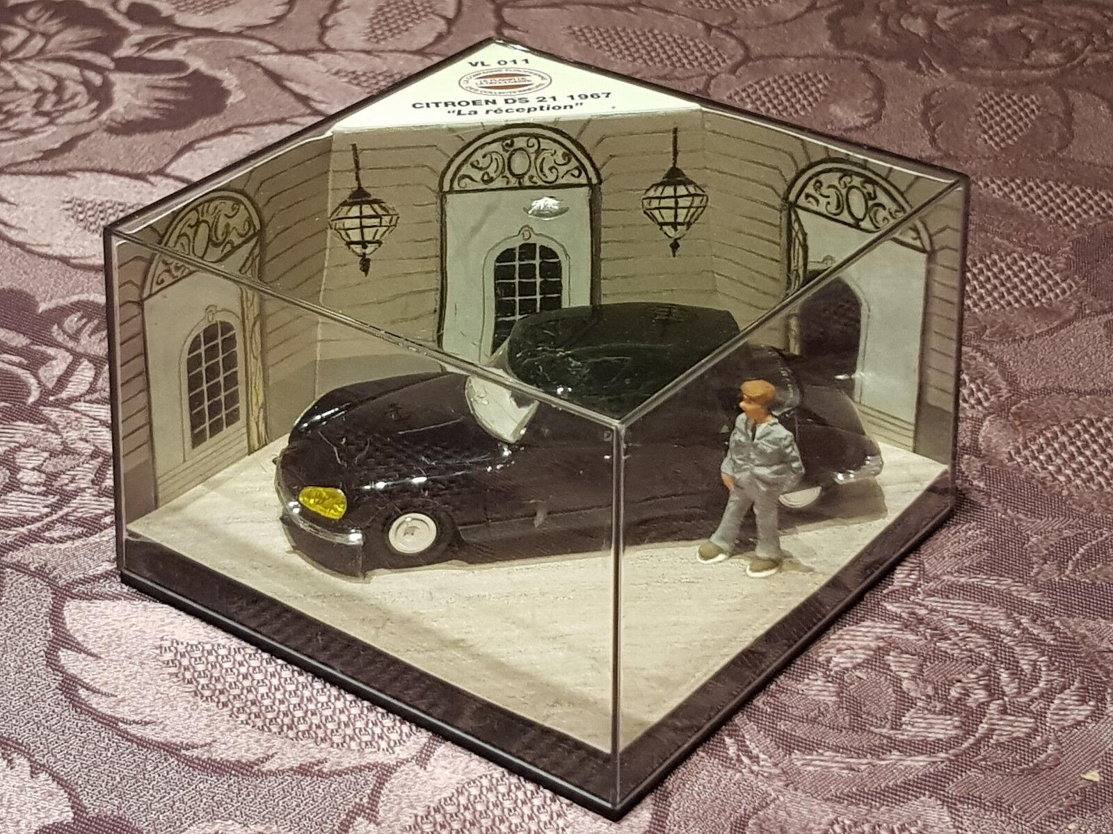 11 Citroen DS 21 1967 Réception Verem Compagnie Europeenne Diorama Diorama Diorama Scéne Plaisir a352a2
