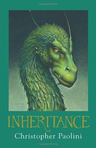 1 of 1 - Inheritance (The Inheritance cycle) By Christopher Paolini