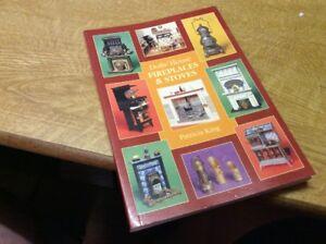 Bon CœUr Maison De Poupées Cheminées Et Poêles Patricia King Guild Master Crafts-afficher Le Titre D'origine Brillant En Couleur