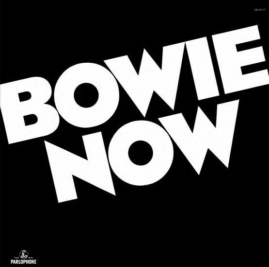 DAVID BOWIE Now LP White Vinyl Brand New RSD 2018