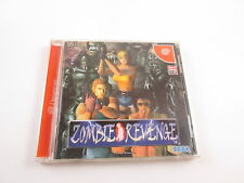 Zombie Revenge Dreamcast Japan Ver DC Dream Cast
