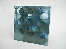 Unikat Sensationelles Kristallglas Objekt 2011 signiert vom Künstler  2,9Kg
