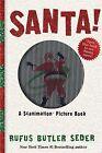 Santa! A Scanimation Book von Rufus Butler Seder (2013, Gebundene Ausgabe)