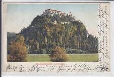 AK St. Georgen am Längsee, Burg Hochosterwitz, 1902