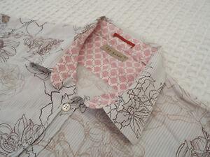Ted-Baker-Camisa-Para-Hombres-Talla-5-44-034-pecho-RRP-110-fantasticamente-Floral