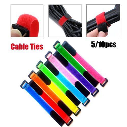 Ties Reusable Fishing Rod Tie Suspenders Fastener Holder Strap Hook Loop Cables
