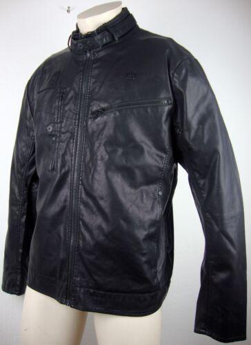 Noir Veste star Biker xxl G Raw Hamzer Gr Avec Blouson Veste Hommes Etiquette Neuf vwpTYxd