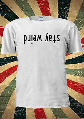 Weird Girl Pink Hearth Funny Hipster T-shirt Vest Tank Top Men Women Unisex 1734