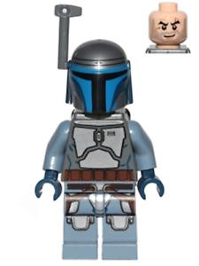 NEW Lego Star Wars CLONE MANDALORIAN JANGO FETT MINIFIG BOBA 75015 75191 EP2