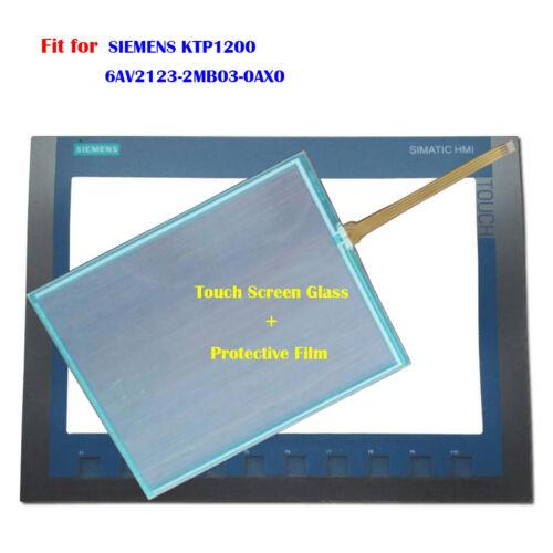 film protecteur Neuf Pour Siemens KTP1200 6AV2123-2MB03-0AX0 écran tactile verre