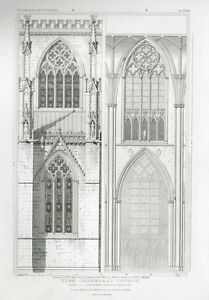 1818-York-Cathedral-Nave-details