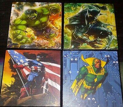 Storm Marvel Heroines Custom Coasters Read Description Electra She-hulk