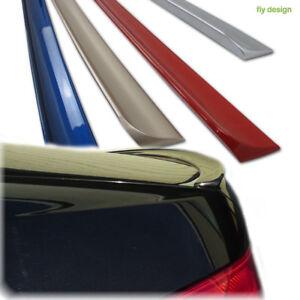 For-BMW-520-530-535-550-m5-Tuning-Spoiler-Painted-Black-5er-Lip-Rear-Lip