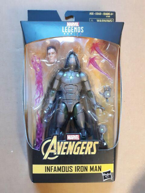 Marvel Legends Avengers Infamous Iron Man Walgreens Exclusive Doctor Doom New