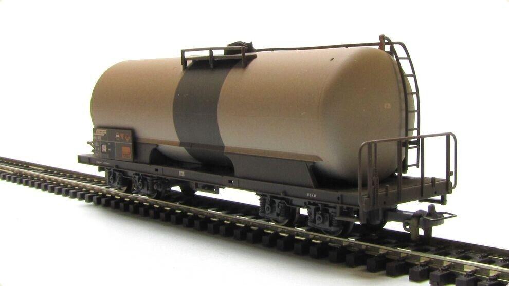 Bemo 2285 132 Tank Cars Rhb UAH 8136 Narrow Gauge H0m 1 87-OVP  BONUS