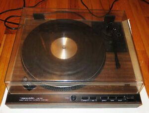 REALISTIC-LAB-440-Direct-Drive-Fully-Automatic-Turntable