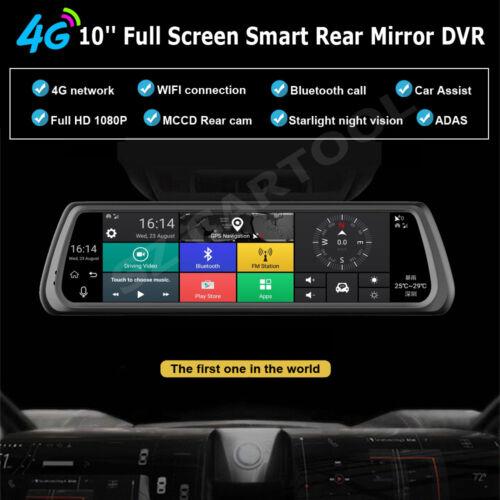 Rear View Monitors/Cams & Kits Special 4G smart Car DVR Camera ...