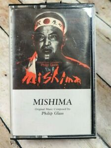 Rare Mishima Original Music Composed by Philip Glass Cassette