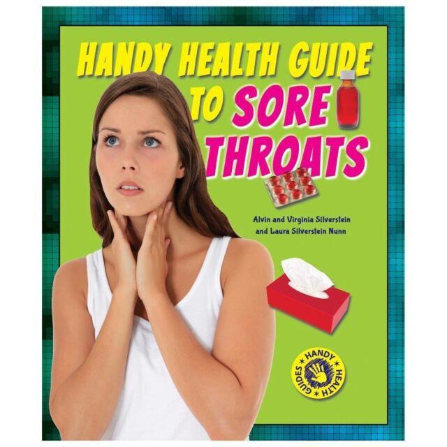 Bronchitis Sore Throat Manual Guide