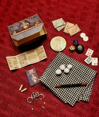 """1/"""" Scale Artisan Made Set of /""""GIRLIE/"""" Playing Cards Toys-Games"""