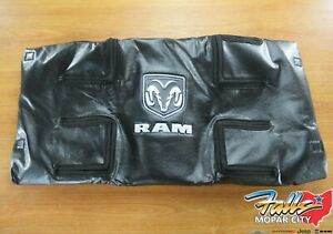 2014-2018-Ram-1500-3-0-Liter-Diesel-Front-Grille-Cold-Weather-Cover-Mopar-OEM