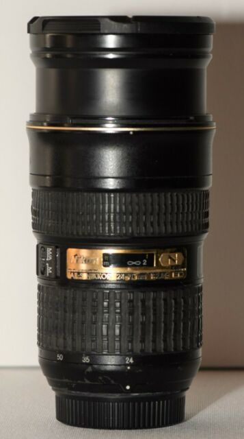 Nikon NIKKOR 24-70mm f/2.8 AF-S [US shipping is available]