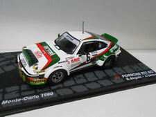 PORSCHE 911 SC RALLY MONTE CARLO 1980 BEGUIN EAGLEMOSS IXO 1/43