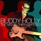The Hits as They Happened 0600753466803 by Buddy Holly CD