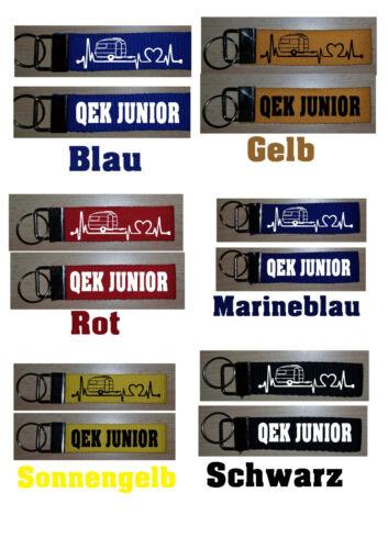 Schlüsselband QEK Junior
