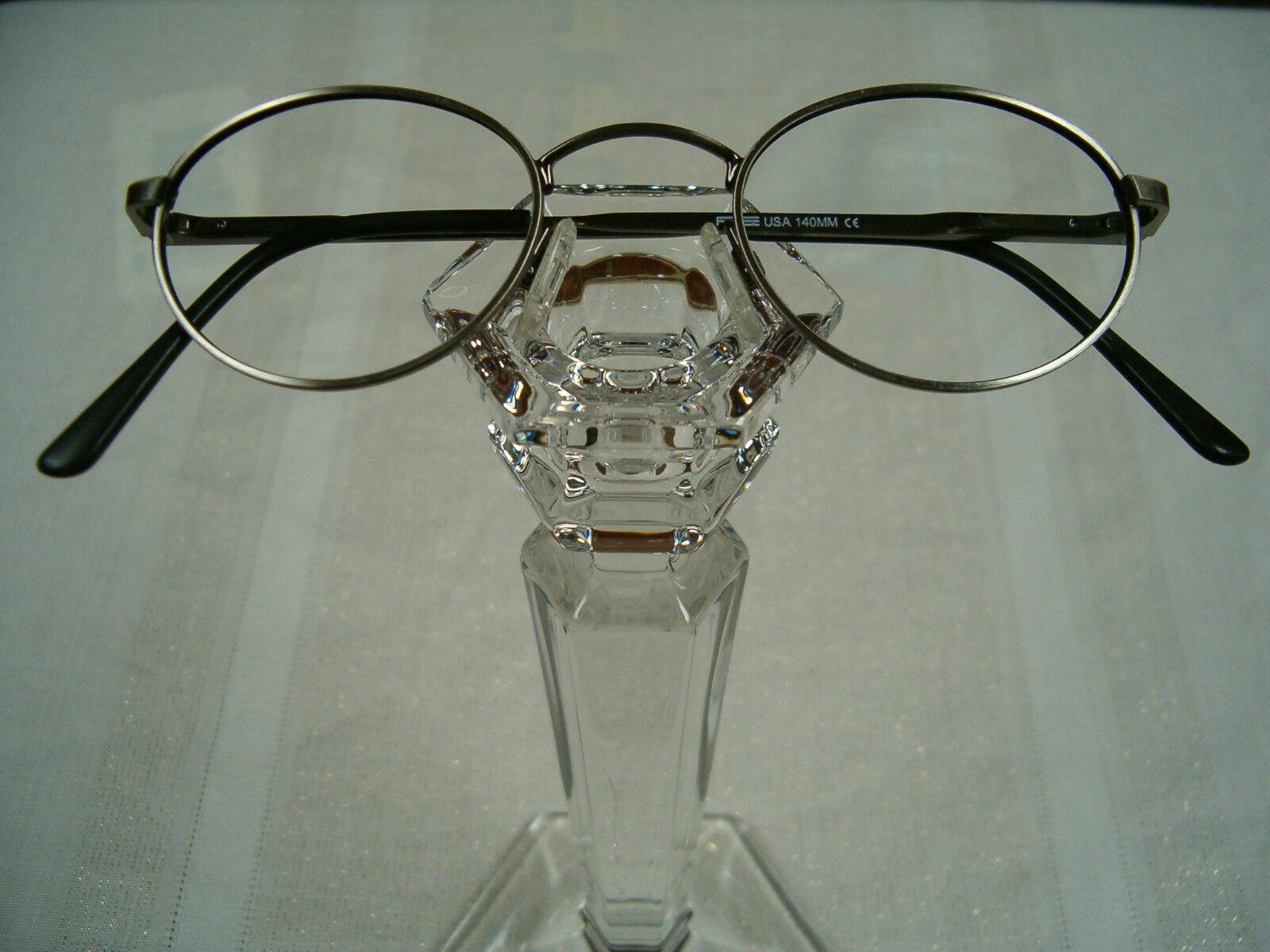 9528f9349f Randolph Engineering Model   801 Metal Eyeglass Frame 48mm 22mm 140mm Pewter