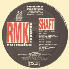 THE REMAKERS - Remake Records Presents: A Tribute To Isaac Hayes - remake