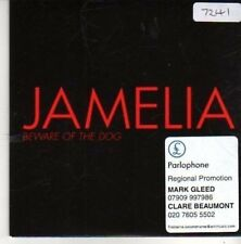 (BZ268) Jamelia, Beware Of The Dog - 2006 DJ CD