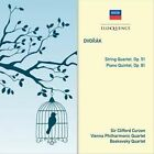 Dvor k: String Quartet, Op. 15; Piano Quintet Op. 81 (CD, Apr-2013, Eloquence (Argentina))