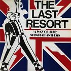 A Way of Life by The Last Resort (CD, Nov-2013, Captain Oi! Records)
