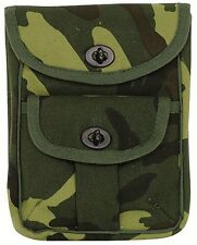 Rothco 9802 2 Pocket Canvas Ammo Pouch - Camouflage