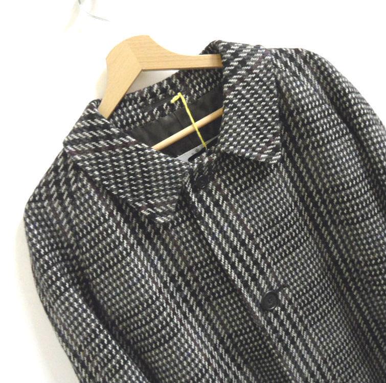Mens B.N.W.T. Aquascutum Scottish Tweed Filey Trench Coat Größe 42 Reg    J573       Schön geformt