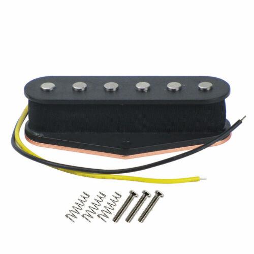NEW pickup TELECASTER BRIDGE alnico pour guitare tele 6,5k