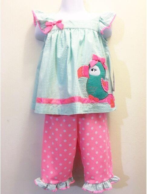 BNWT Owl Rare Editions winter polka dot ruffle leggings top 2-piece set 18m