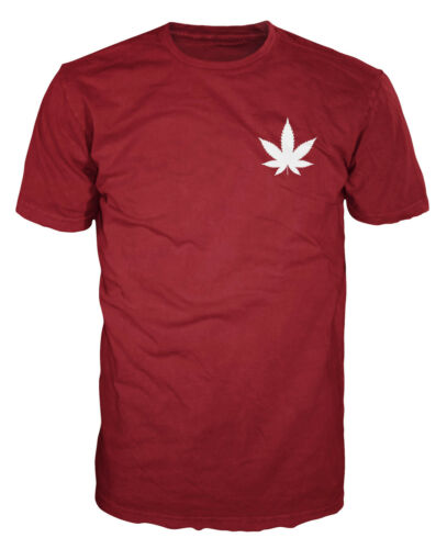 Weed Chest Hipster Swag Fashion Dealer Dope Ganja Marijuana Dab Funny T-shirt