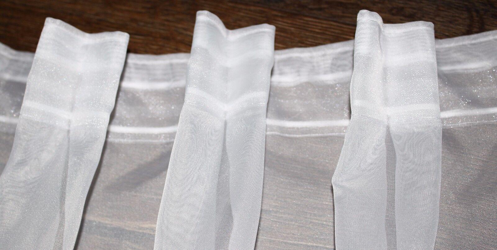 De haute qualité qualité qualité rideau voile store, Plauener dentelle, faltenband 1: 2, sur mesure c2c6bc