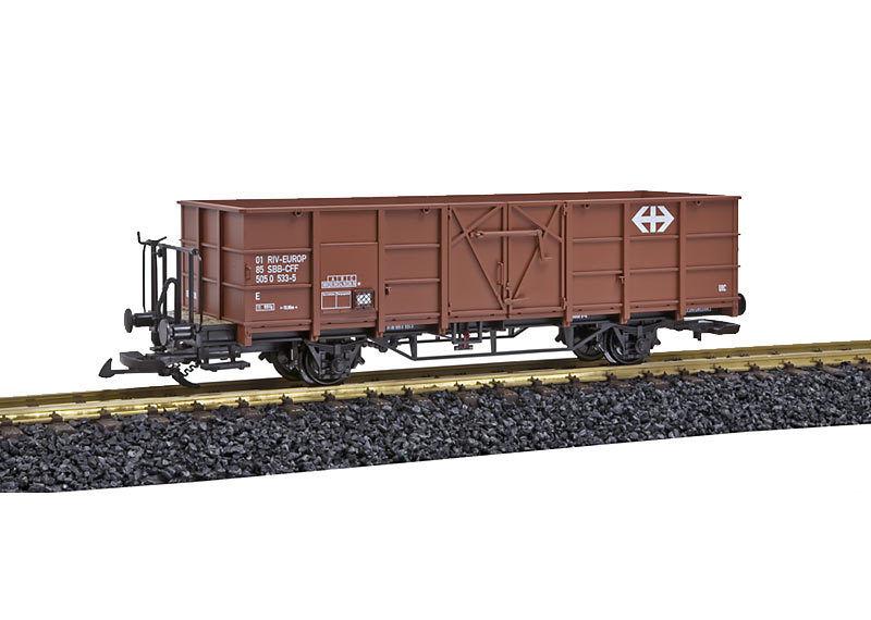 Camioneta de de de alta plataforma lgb 40884 - sbb 99c