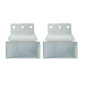 Weaver-Leather-Blevins-Stirrup-Buckles-Pair-Metal-3-034-Horizontal